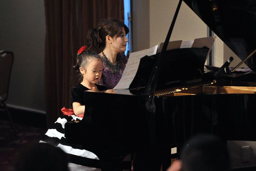 柴田音楽教室 ピアノエレクトーン発表会